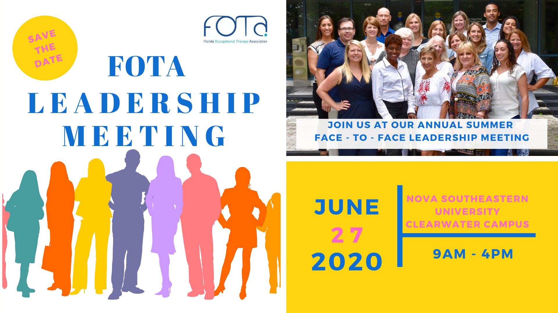 FOTA summer board meetng
